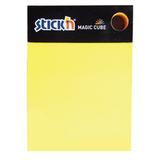 Блок самоклеящийся НЕОН с отверстием для ручки, 101×76, 280 л., 7 цветов