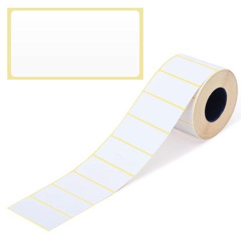 Этикетка ТермоЭко, для термопринтера и весов, 58х30х900 шт. (ролик), светостойкость до 2 месяцев
