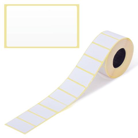 Этикетка ТермоЭко, для термопринтера и весов, 43×25×1000 шт. (ролик), светостойкость до 2 месяцев