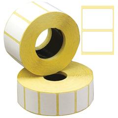 Этикетка ТермоЭко, для термопринтера и весов, 30×20×2000 шт. (ролик), светостойкость до 2 месяцев
