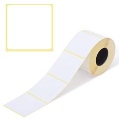 Этикетка ТермоЭко, для термопринтера и весов, 58×60×500 шт. (ролик), светостойкость до 2 месяцев