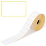 Этикетка ТермоЭко, для термопринтера и весов, 47×26×2000 шт. (ролик), светостойкость до 2 месяцев