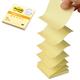 Блок самоклеящийся POST-IT (Z-блок), 76×76 мм, 100 л., желтый (3М, США)