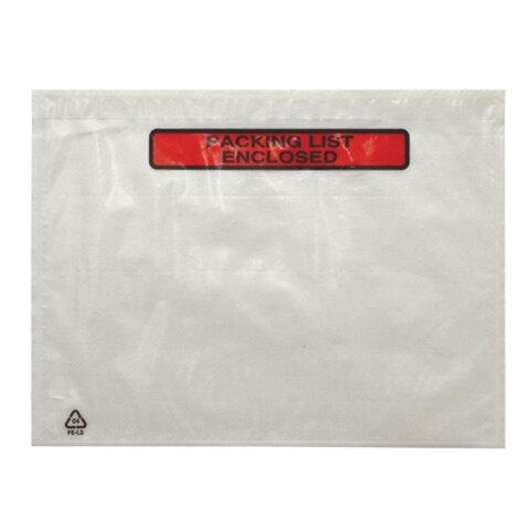 Конверт-пакеты полиэтиленовые, комплект 250 шт., 230×325×25 мм, ДЛЯ СОПРОВОДИТЕЛЬНЫХ ДОКУМЕНТОВ