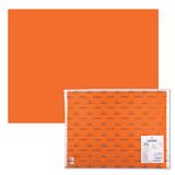 Бумага (картон) CANSON «Iris Vivaldi», А2+, 500×650 мм, 240 г/<wbr/>м<sup>2</sup>, 2-сторонняя, светло-оранжевая