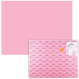 Бумага (картон) CANSON «Iris Vivaldi», А2+, 500×650 мм, 240 г/<wbr/>м<sup>2</sup>, 2-сторонняя, розовая