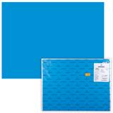 Бумага (картон) CANSON «Iris Vivaldi», А2+, 500×650 мм, 240 г/<wbr/>м<sup>2</sup>, 2-сторонняя, «лазурь»