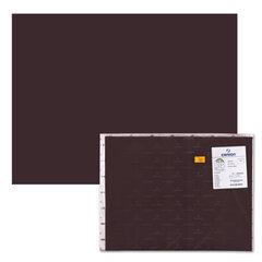 Бумага (картон) CANSON «Iris Vivaldi», А2+, 500×650 мм, 240 г/<wbr/>м<sup>2</sup>, 2-сторонняя, черная
