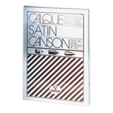 Калька CANSON Microfine А4, 70-75 г/<wbr/>м<sup>2</sup>, 100 листов, белая, атласная, для ручных работ
