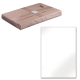 Белый картон, А3, 100 листов, 290 г/<wbr/>м<sup>2</sup>, BRAUBERG (БРАУБЕРГ), 297×420 мм
