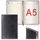 ���������� BRAUBERG (��������) ����������������, �5, 148×218 ��, «Alligator», ��� ���. ����. ����, 192 �, ���, ����. ����, ���.��