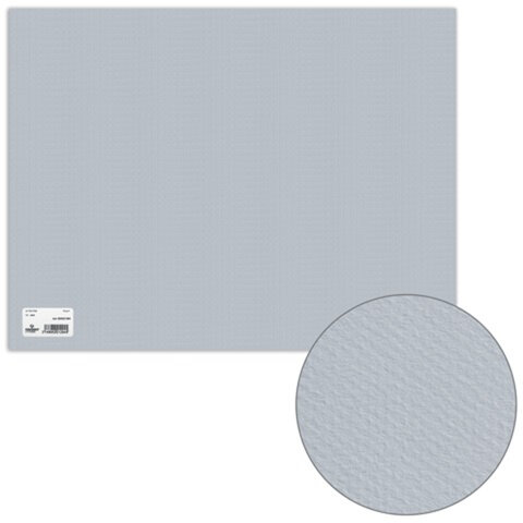 "Бумага для пастели CANSON ""Mi-Teintes"" (""Митант""), А2+, 500х650 мм, 160 г/м, 2-сторонняя, лазурная"