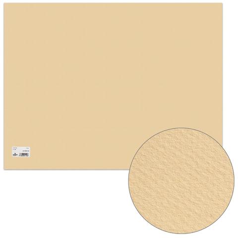 Бумага для пастели CANSON «Mi-Teintes» («Митант»), А2+, 500×650 мм, 160 г/<wbr/>м, 2-сторон., «кукурузная»
