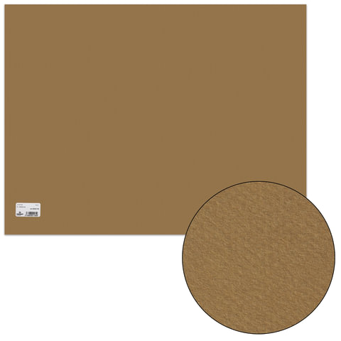 Бумага для пастели CANSON «Mi-Teintes» («Митант»), А2+, 500×650 мм, 160 г/<wbr/>м, 2-стор., светло-коричн.