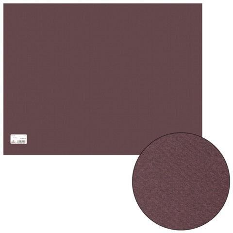 Бумага для пастели CANSON «Mi-Teintes» («Митант»), А2+, 500×650 мм, 160 г/<wbr/>м, 2-сторонняя, «вишневая»
