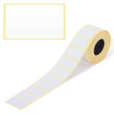 Этикетка ТермоТоп, для термопринтера и весов, 43×25×1000 шт. (ролик), светостойкость до 12 месяцев