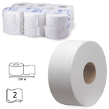 ������ ��������� 200 �, KIMBERLY-CLARK Scott, �������� 12 ��., Performance Jumbo, 2-� �������, �����, ��������� 601544, ���. 8512