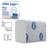 ������ ��������� KIMBERLY-CLARK Kleenex, �������� 36 ��., Ultra, ��������, 200 �., 18,6×12,5 ��, 2-�������, ��������� 601545, 8408