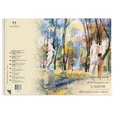 Альбом для рисования А3, 297×420 мм, 40 л., «Лилия Холдинг», спираль, целлюлозная бумага 160 г/<wbr/>м<sup>2</sup>, твердая подложка, «СПб. тайны»