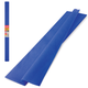 Цветная бумага крепированная BRAUBERG (БРАУБЕРГ), плотная, растяжение до 45%, 32 г/<wbr/>м<sup>2</sup>, рулон, синяя, 50×250 см
