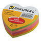 ���� ������������� �������� BRAUBERG (��������) ��������, � ����� ������, 67×67 ��, 250 ������, 5 ������