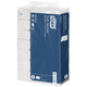 Полотенце бумажное 190 шт., TORK (H2) Universal, 2-слойное, натуральное, 23,4×21,3 см, Multifold, диспенсеры 600282, 601659-660