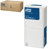 Салфетки TORK Big Pack, 24×23,8, 200 шт., белые