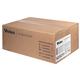 Полотенца бумажные 200 шт., VEIRO Professional (F2), комп. 21 шт., Premium, 2-сл, белые, 24×21,6, Z, растворимые, диспенсер 601533