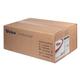 Полотенца бумажные 150 шт., VEIRO Professional (F2), комплект 21 шт., Premium, 2-слойные, белые, 32×21,6, W, диспенсеры 601533-534