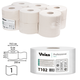 Бумага туалетная 200 м, VEIRO Professional (Q2), комплект 12 шт., Basic, диспенсер 600164