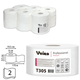 Бумага туалетная 170 м, VEIRO Professional (Q2), комплект 12 шт., Premium, 2-х слойная, диспенсер 600164, 601543