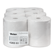 Полотенца бумажные рулонные VEIRO Professional (A1/<wbr/>A2), компл. 6 шт., Comfort, 160 м, 2-х слойные, белые, диспенсеры 601657, -658