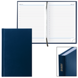 Ежедневник ERICH KRAUSE недатированный, А5, 130×210 мм, «Ariane», «под кожу классик», синий