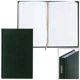 Ежедневник ERICH KRAUSE недатированный, А5, 130×210 мм, «Ariane», «под кожу классик», зеленый