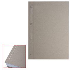 Крышки переплетные картонные для прошивки документов А4, 305×220 мм, комплект 100 шт.