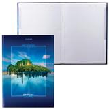 Блокнот 7БЦ, А4, 80 л., обложка ламинированная, HATBER HD, «Отражение»