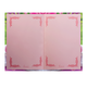 Блокнот 7БЦ, А5, 80 л., обложка ламинированная, тонированный блок, HATBER, «ВАНИЛЬ — Аромат роз»