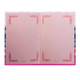 Блокнот 7БЦ, А5, 80 л., обложка ламинированная, тонированный блок, HATBER, «ВАНИЛЬ — Букет»