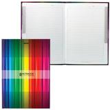 Блокнот 7БЦ, А5, 96 л., обложка ламинированная, HATBER HD, «Color Line», 96ББ5A1 11879
