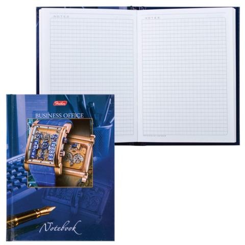 Блокнот 7БЦ, А6, 80 л., обложка ламинированная, HATBER, «Clock-work», 80ББ6B1 10358