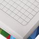 Блокнот 7БЦ-лайт, А6, 160 л., обложка ламинированная, HATBER, «Animal's mosaic»