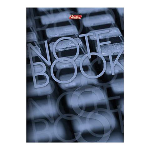 Блокнот 7БЦ-лайт, А6, 160 л., обложка ламинированная, HATBER, «Офис»