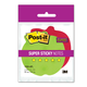 ����� ������������� (�������) POST-IT Super Sticky, �������� 2 ��., «������», 76×76 ��, 75 �., �������/<wbr/>�������