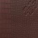 Еженедельник BRAUBERG (БРАУБЕРГ) датированный 2017, А4, 190×268 мм, «Comodo» («Комодо»), «крокодиловая кожа»,64 л.,т.кор, крем.бл.