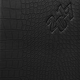Еженедельник BRAUBERG (БРАУБЕРГ) датированный 2017, А4, 193×268 мм, «Comodo» («Комодо»), «крокодиловая кожа», 64 л.,черн.,крем.бл.