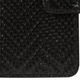 Еженедельник BRAUBERG (БРАУБЕРГ) 2017, А6, 95×155 мм, «Instinct» («Инстинкт»), «глянцевый винил», 64 л., магнит. застеж., черный