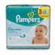 Салфетки влажные, 64 шт. х 3, PAMPERS (Памперс) «Baby Fresh Clean», для нежного очищения