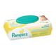 Салфетки влажные, 54 шт., PAMPERS (Памперс) «New Baby Sensitive», для нежного очищения