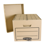 ����� �������� FELLOWES Bankers Box «Basic», 33,5×44,5×27 ��, � �������, �����������, ����������