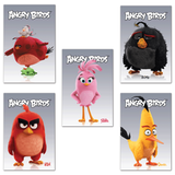 ������� �7, 48 �., �������, 3-� ������� ����, HATBER, «ANGRY BIRDS» (MOVIE), 65×100 ��